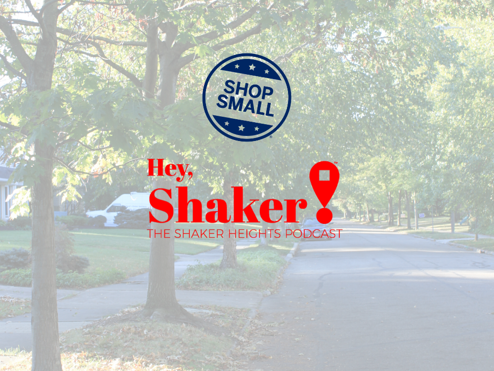 Small Business Saturday Shaker Heights Ohio