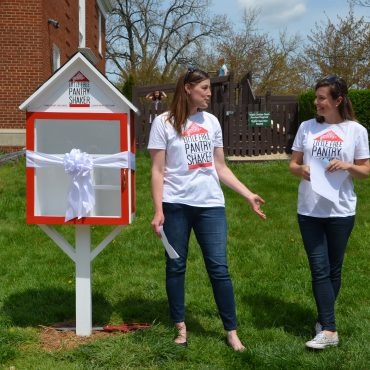 The Little Free Pantry Shaker Heights